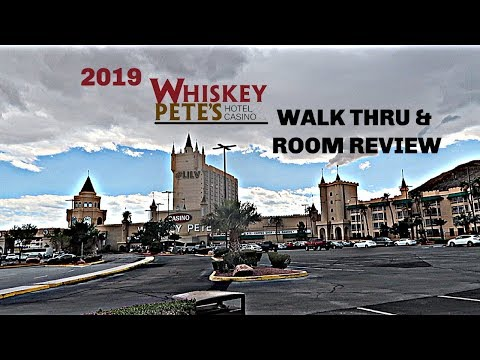 2019 WHISKY PETE'S HOTEL & CASINO STAY