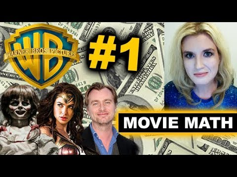 Box Office Warner Bros #1 for Summer 2017, It Box Office Predictions