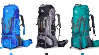 Camping Hiking Backpacks Big Outdoor Bag 80 L