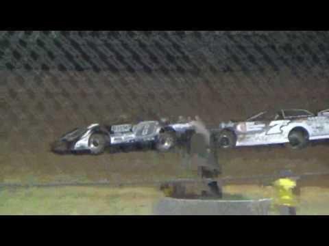 Ark la Tex Speedway Pelican 50 Latemodel heat 3 3/17/17