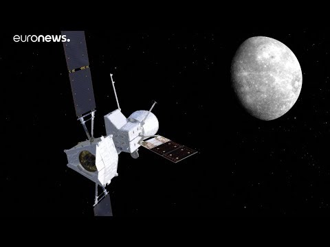 ESA Euronews: Setting off to Mercury with BepiColombo