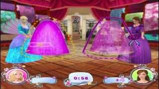Игра Барби в Роли Принцессы Острова.Прибрежный городок Костюмеры