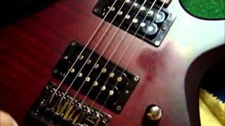 mtd Guitar Review & Demo Michael Tobias Design Kingston Rubicon mtd 6-24 w/ Trem King