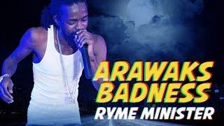 Ryme Minista - Arawaks Badness (Raw) Darker Street Riddim - March 2016