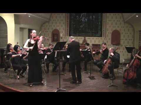 Winnie Lan-In Yang: Transfiguration. Claudia Schaer, violin