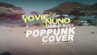 Yovie & Nuno - Janji Suci [POP PUNK COVER]