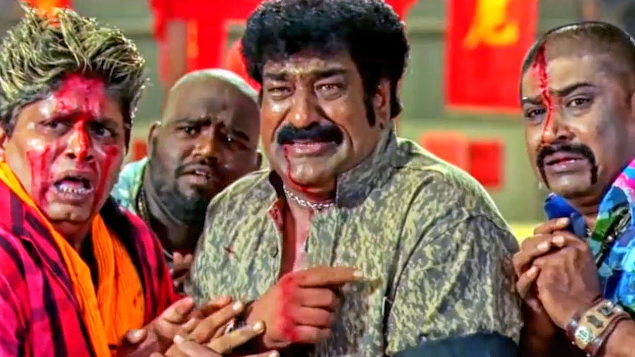 Download Mar Mitenge Movie Best Comedy scene | Raghu Babu & Jr Ntr Best Comedy Scene In Hindi Dubbed