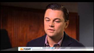 leonardo dicaprio django unchained the today show interview