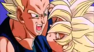 Vegeta cares about dead son and THEN doesn