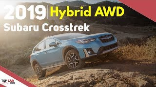 2019 Subaru Crosstrek Hybrid - Smartly and Responsive Power