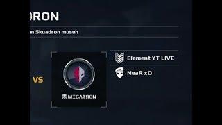 MC5 Sb vs MΞGΔΤЯΘN (Element . Near. Black . Ali)