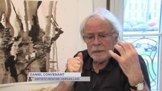 Portrait : Daniel Convenant, la peinture pour revivre