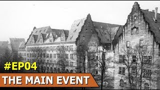 History Of 1946 | The Nuremberg Palace Of Justice | The Main Event | Episode 4