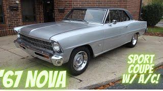 1967 Chevrolet Nova - SOLD