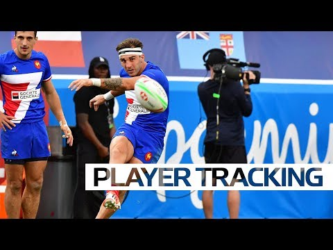 Player Tracking: Top 5 conversions at the USA Sevens