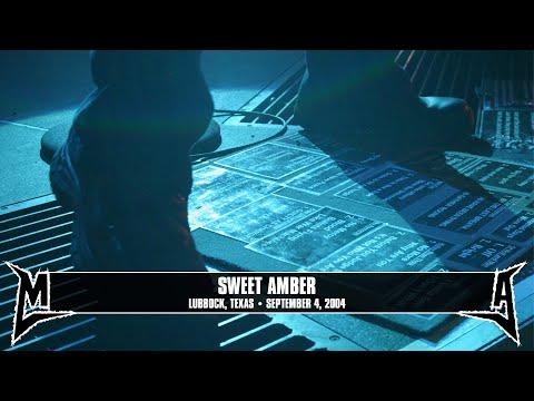Metallica: Sweet Amber (MetOnTour - Lubbock, TX - 2004) Thumbnail image