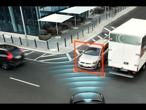 2015 Volvo XC90 City Safety. How it works