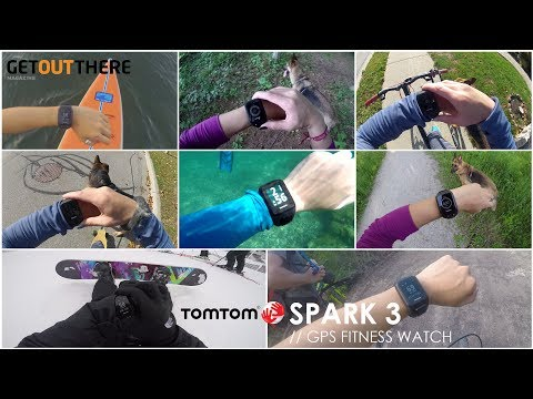 TomTom Spark 3 GPS Fitness Watch Review - 10 Things You'll Love About It!