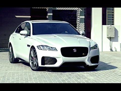 Jaguar XF 2016 First TV Commercial HD Jaguar XF Promo CARJAM TV 2015