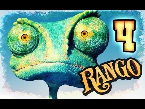 Download Rango Walkthrough Part 4 -- 100% Items (PS3, X360, Wii) Level 3 - The Forbidden Mine