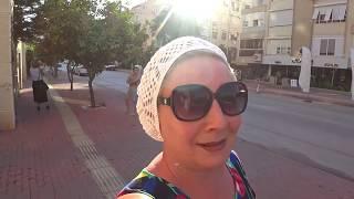 25 09 18 Турция.  Анталия.  Сходила в хамам и на свидание.