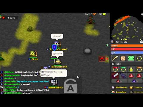 RotMG Loots Special Episode : 1st White Bag from Crystal! from YouTube · Duration:  57 seconds
