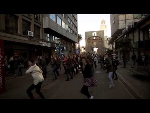 Flashmob Frente Amplio Ciudad Vieja