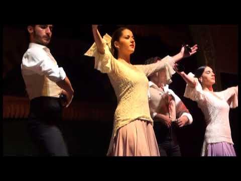 Flamenco Dance at Seville, Spain