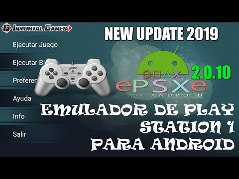 Download ePSXe Apk latest v 2 0 10 (2019) For Android
