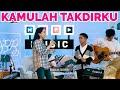 KAMULAH TAKDIRKU - BETRAND PETO & NAGITA SLAVINA (MOP MUSIC S2)