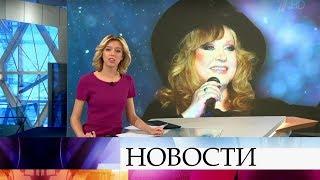 Первый канал посвятил несколько передач ко дню рождения Аллы Пугачевой.
