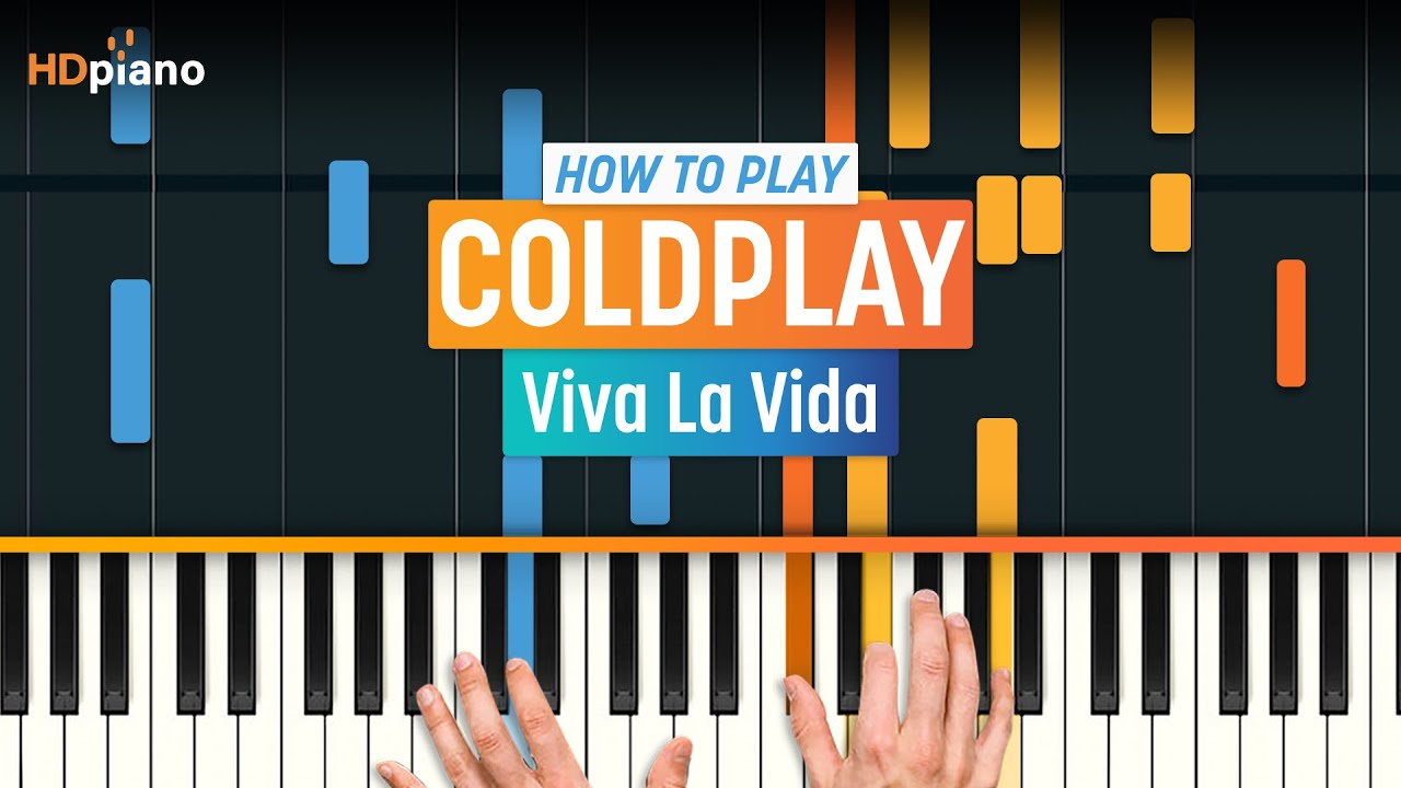How to play viva la vida updated by coldplay hdpiano part 1 how to play viva la vida updated by coldplay hdpiano part 1 piano tutorial baditri Gallery