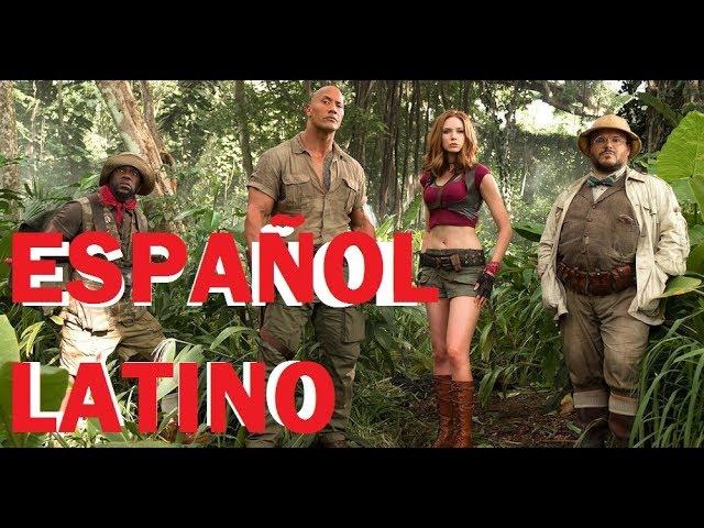 Jumanji - trailer español latino (FD)
