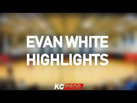 6'4 Guard Evan White Highlights