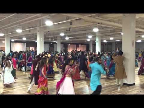 Cincinnati Mall Navratri Celebration 2015