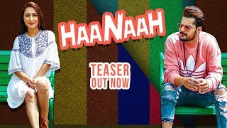 Haan Naah | Official Teaser | Virr Inder Ft. Dhrriti Saharan | New Punjabi Songs 2018 | 9th Sept
