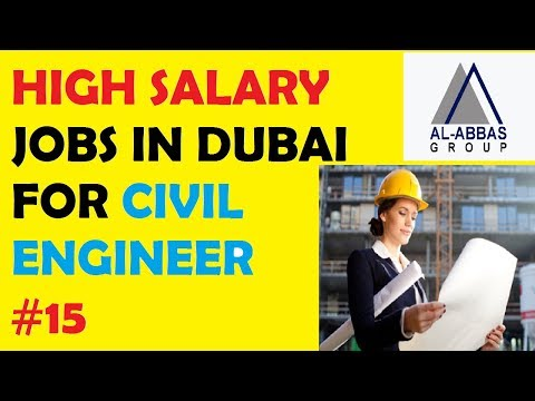 JOB IN DUBAI | Civil Engineer Immediately Required | ABBAS GROUP