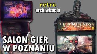 Salon gier w Poznaniu - Terminator Salvation, Fast & Furious, Star Wars | Retro Archiwizacja odc.151
