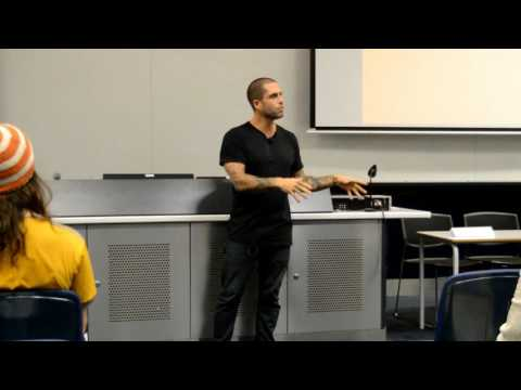 James Aspey Speech @ Animal Rights Conference, Adelaide