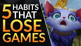 5 Simple Reasons YOU LOSE as SUPPORT - Challenger Tips and Tricks | LoL Guide