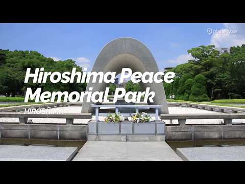 Hiroshima Peace Memorial Park, Hiroshima | Japan Travel Guide