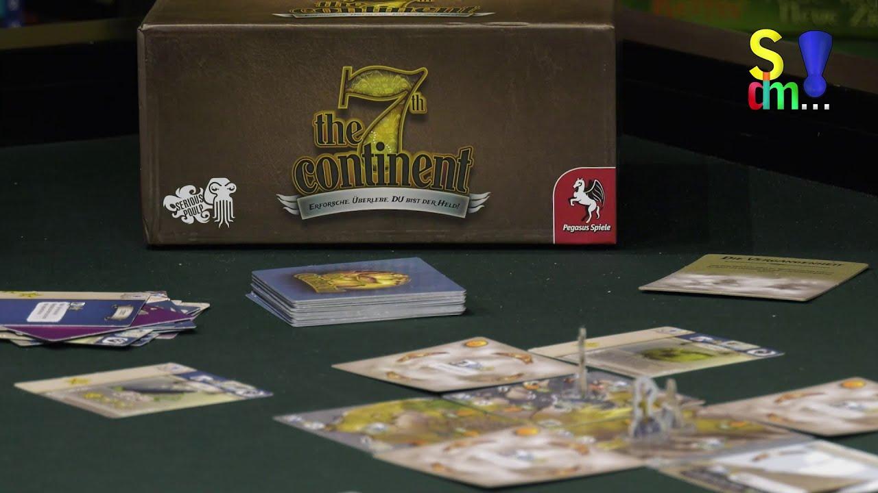 Spiel doch mal THE 7TH CONTINENT! - Brettspiel Rezension Meinung Test #355