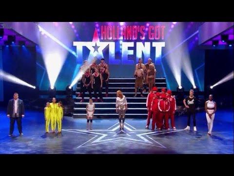 deze acts gaan naar de finale s got talent