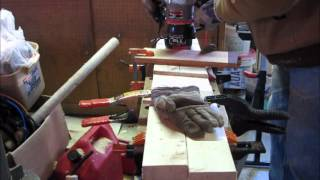 Table Saw Stand Construction For Rigid Portable Table Saw