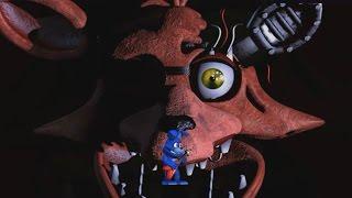 Скачать Five Nights At Freddy S WORLD UPDATE 2 Foxy EXE