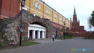 Как пройти к Александровскому саду