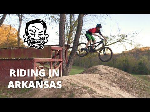 Arkansas' MTB scene is no joke - My trip to Bentonville