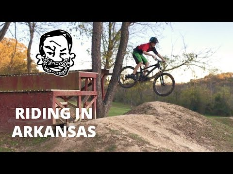 Arkansas' MTB scene is no joke - IMBA World Summit in Bentonville