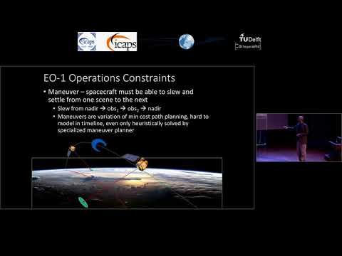 """ICAPS 2018: Steve Chien On """"The Growing Role Of Artificial Intelligence In Space Exploration ..."""""""