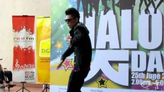 110625 Malaysia Halo YG Day Dance Competition - Ejul